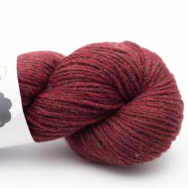 Reborn wool recycled - Cherry Melange