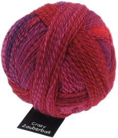 Zauberball Stärke 6 - Indisch Rosa 2095