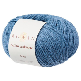 Cotton Cashmere - Harbour Blue 223