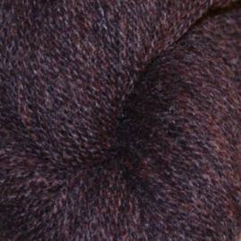 Ask - Melert mork brun