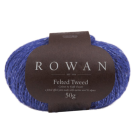 Felted Tweed -Ultramarine 214