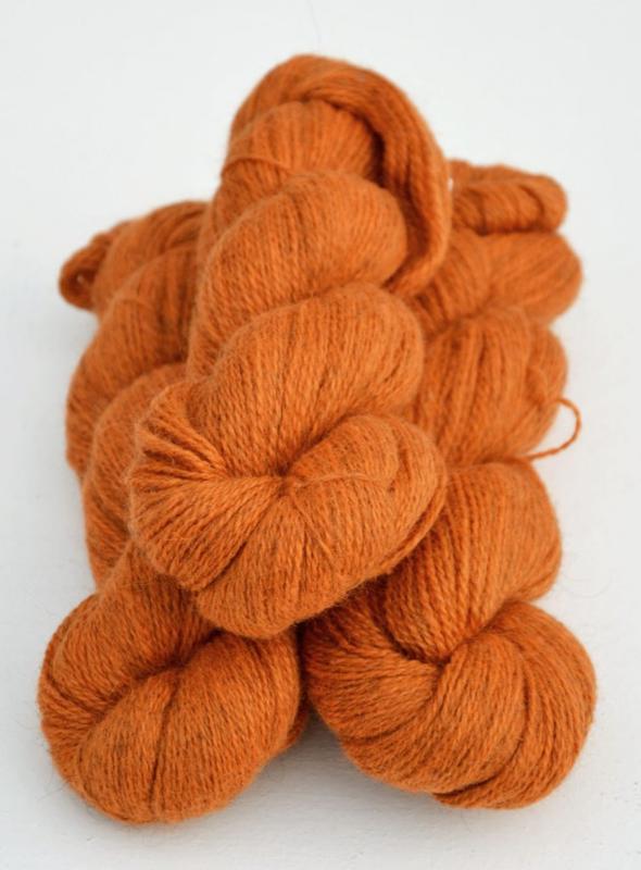 6/2-2122 Orange ljus Gotland