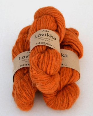 Lovikka -  Orange light Gotland 2122