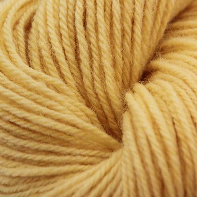 Fjell – Sokkegarn 3, gul