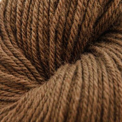 Fjell – Sokkegarn 3, brun