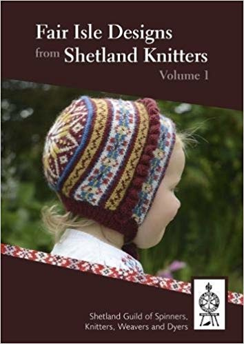 Fair Isle Designs from Shetland Knitters - volume 1