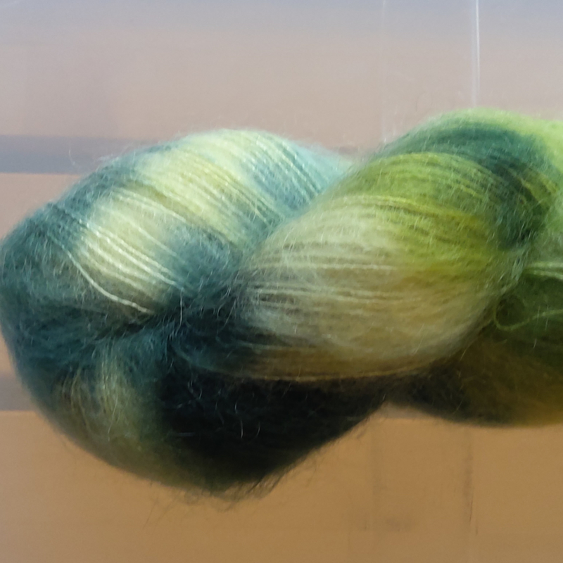 Kidsilk Faded - Rain Forest/Jade/Spring/Irish