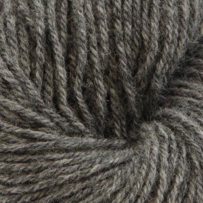 Fjell – Sokkegarn 3, mørk grå