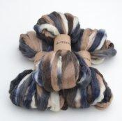 Wool tops - Natura