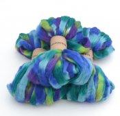 Wool tops - Oceaan