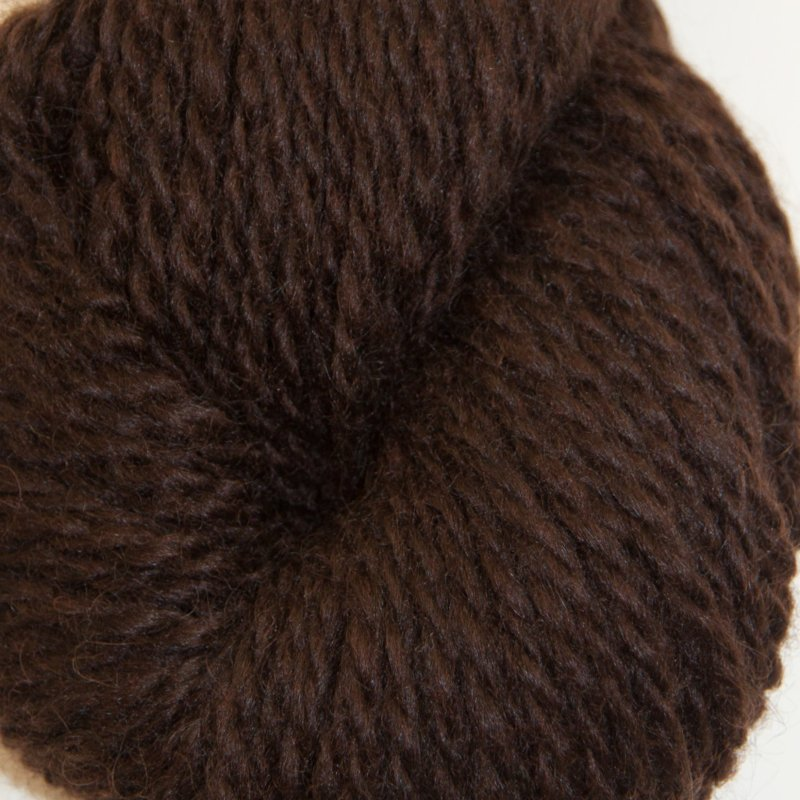 Blåne Mørk brun