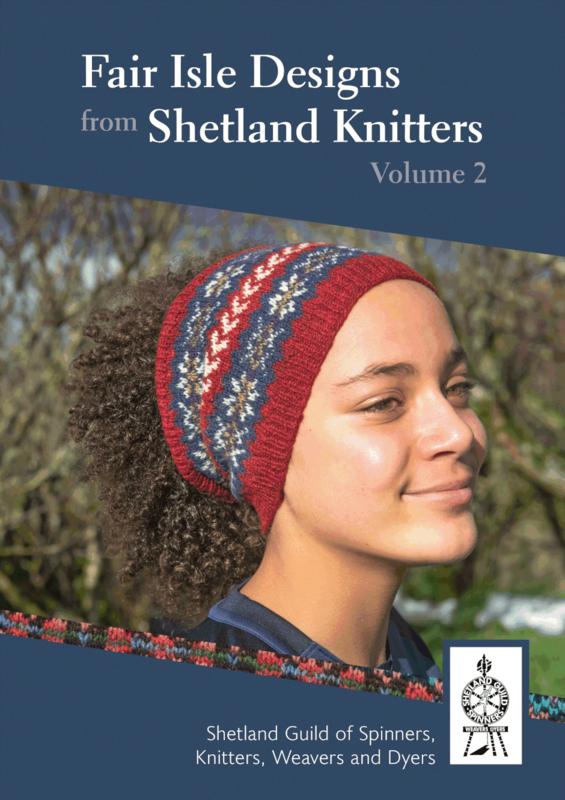 Fair Isle Designs from Shetland Knitters Volume 2