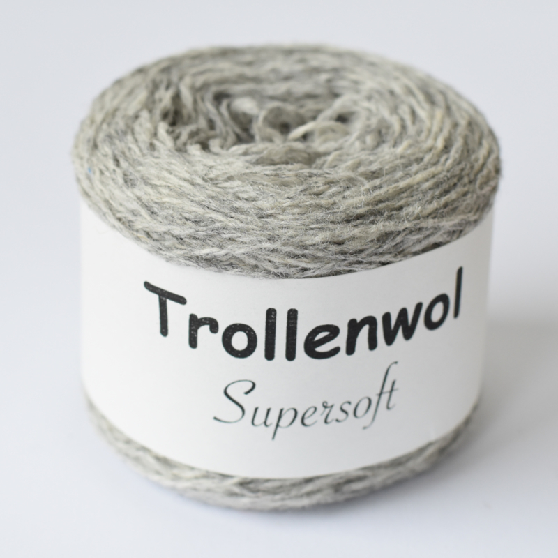 Supersoft Silver Grey