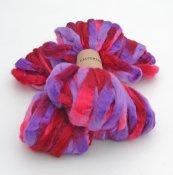 Wool tops - Fuchsia