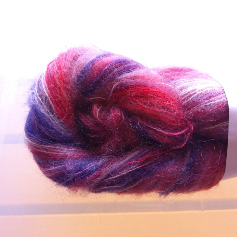 Kidsilk Faded - Rose/Violet/Dusy Rose