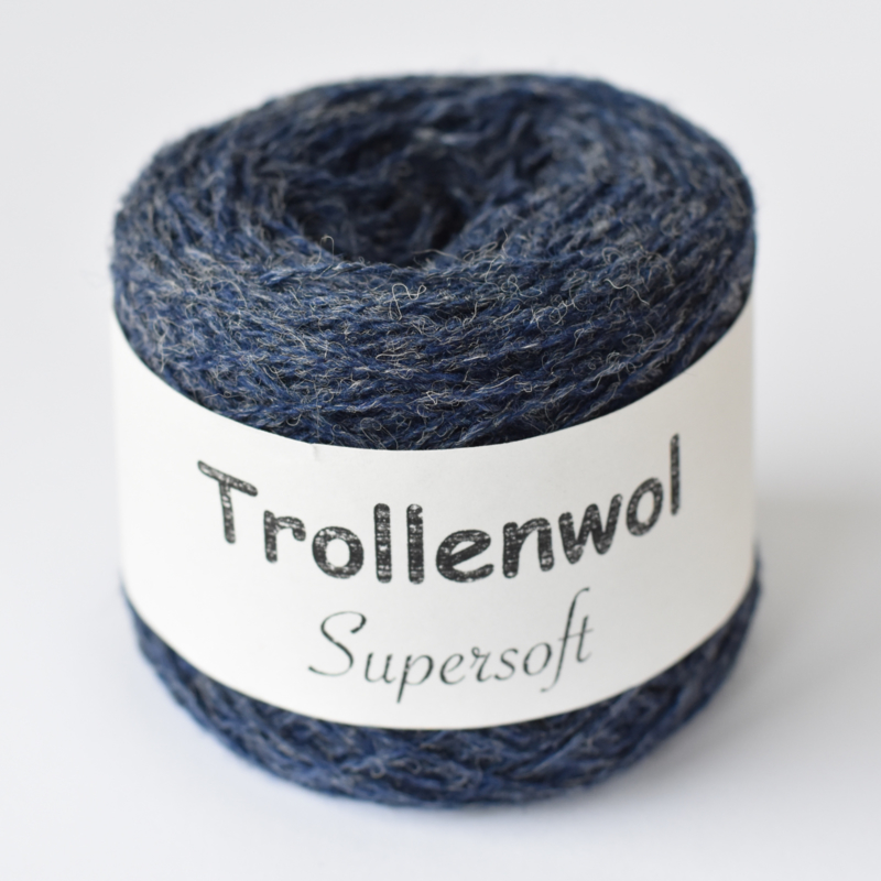 Supersoft Navy Heather