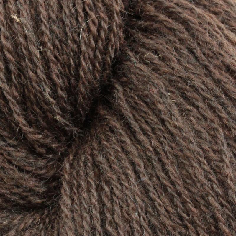 Sølje Mørk brun
