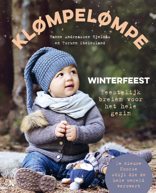 Klømpelømpe - Winterfeest