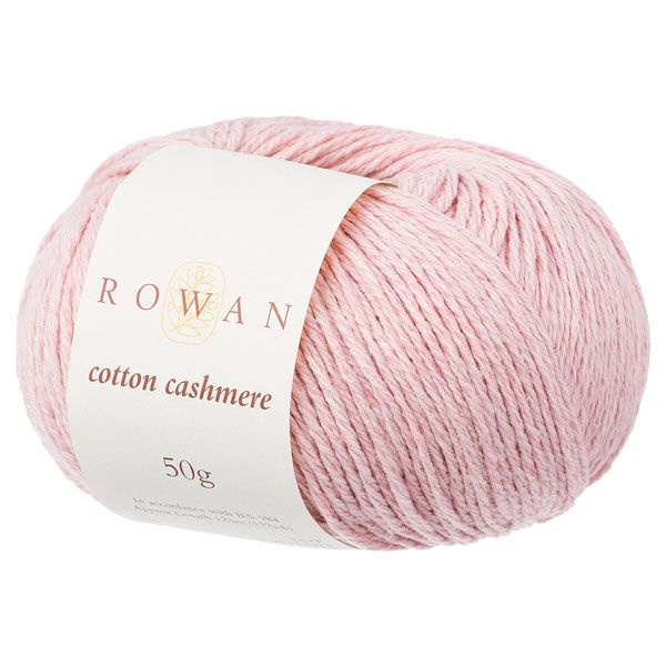 Cotton Cashmere Pearly Pink - 216