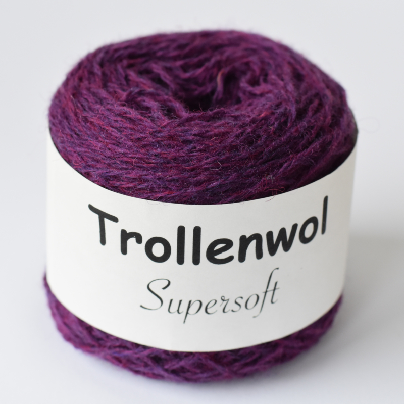 Supersoft Aubergine