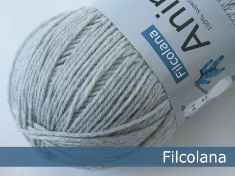 Anina - Very Light Grey (melange) 957