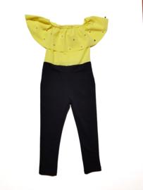"""Jumpsuit meisje """"Yellow"""""""