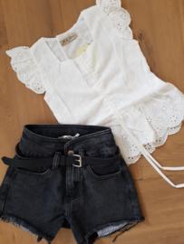 Shirtje Lace Ruffle 2.0