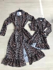 Jurkje Leopard (ook voor dames)