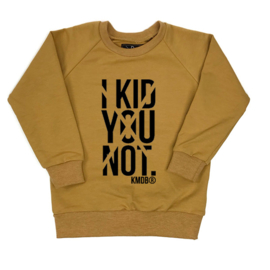 Sweater Echo Kid You Not
