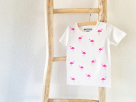 "Shirt ""Flamingo's"""
