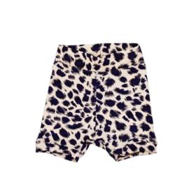 Baby zwemshort Leopard | handmade