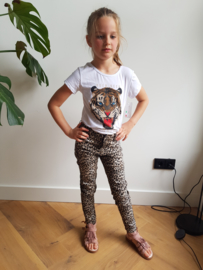 Skinny jeans Leopard