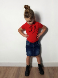 Shirt Diva red