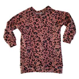 """Sweater dress """"Leopard"""""""