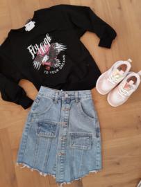 "Jeans rok ""Fashion Girl"""