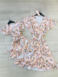 Twinning Summer Flowers jurkjes kids en dames