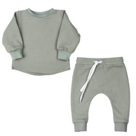 Joggingpakje Dusty Mint