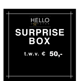 Surprise-box twv € 50,-