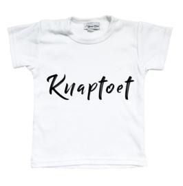 Shirt Knaptoet wit