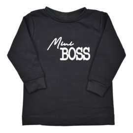 Shirt | Mini Boss (7 kleuren)