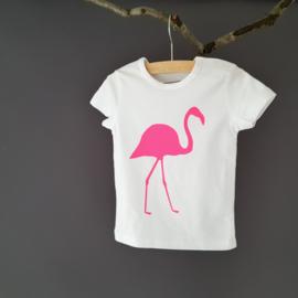 "Shirt ""Flamingo"""