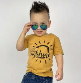 Jongensshirt Sunshine