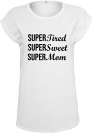 Damesshirt Super (gepersonaliseerd)