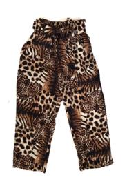 """Broek Leopard """"Wild"""""""