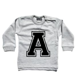 "Sweater ""Signature"" Grey"