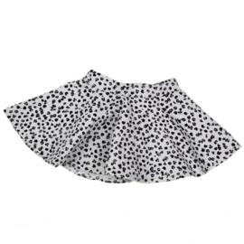 Cirkelrokje | Leopard Roze