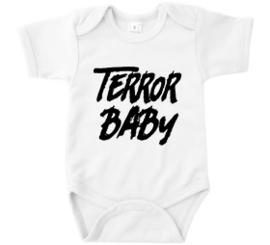 Romper Terror Baby