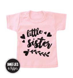 "Shirt ""Little sister"""