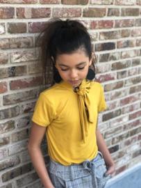 Shirt Diva oker