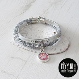 Specials Set naamarmband&crystal diamond bracelet picture